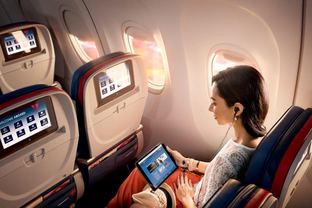 como prepararse para viajar en avión