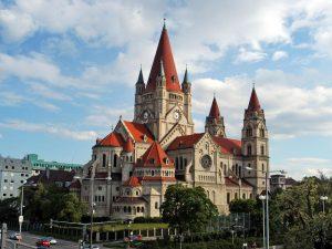 Iglesia de San Francisco de Asís de Viena