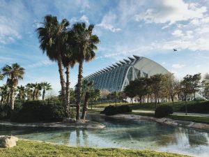 ciudad de las artes y la ciencias de Valencia