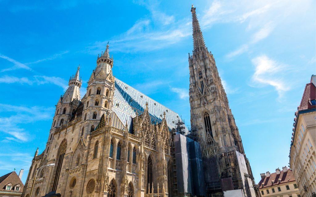 Catedral Stephansdom en Viena