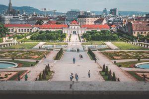 Palacio Belvedere Viena