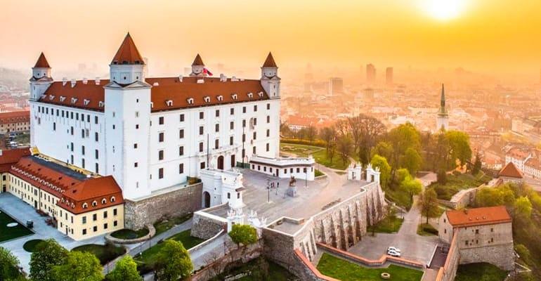 visitar Bratislava desde Viena