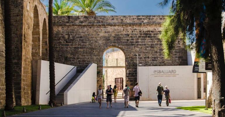 Es Baluard Museo de Arte Moderno y Contemporáneo Mallorca