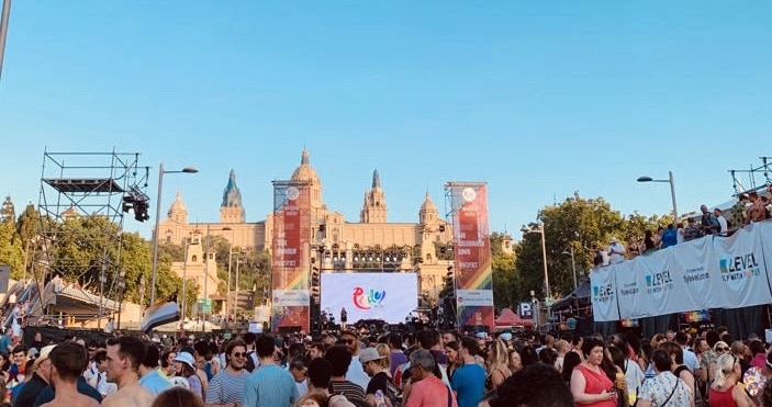 orgullo LGBT Barcelona