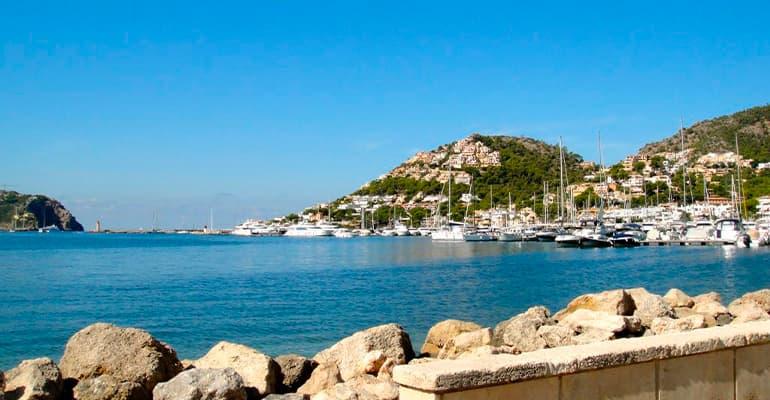 Andratx, uno de los pueblos que ver en Mallorca