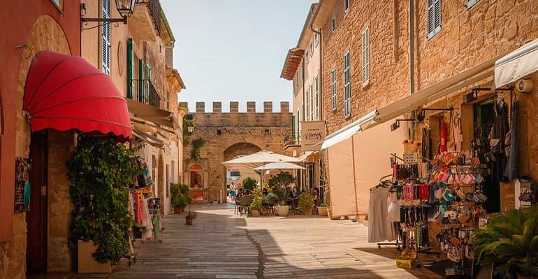 Alcúdia, lugar que ver en Mallorca