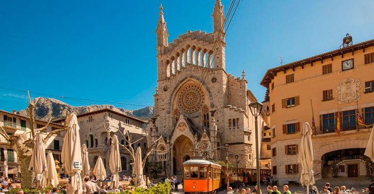 soller en Mallorca, lugar que visitar