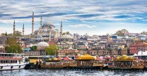 viajar a Estambul, Turquía