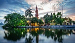 viajar a Hanói, Vietnam