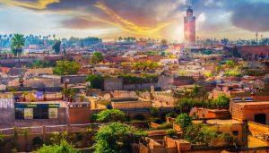 viajar a Marrakech, Marruecos