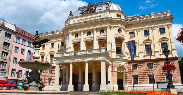 Teatro Nacional de Eslovaquia