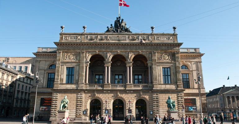 Teatro Real de Copenhague