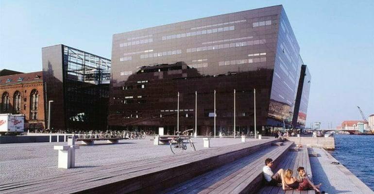 Biblioteca Real de Dinamarca