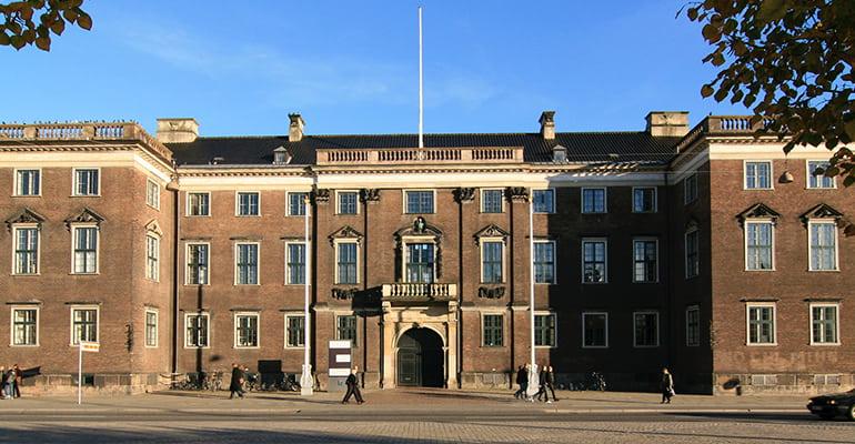 Palacio de Charlottenborg