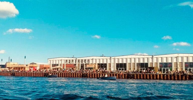papiroen, lugar donde comer en Copenhague