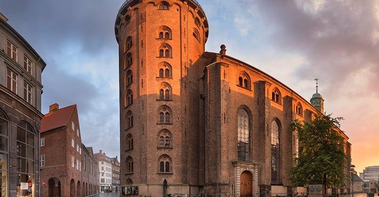 torre redonda de copenhague
