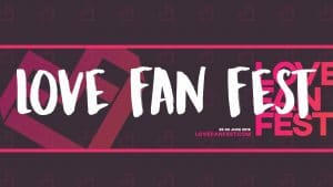love fan fest Barcelona