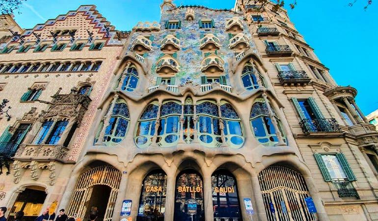 Casa Batllò, lugar que ver en Barcelona