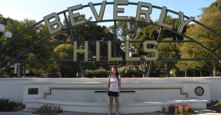 Beverly Hills, lugar que ver en los angeles