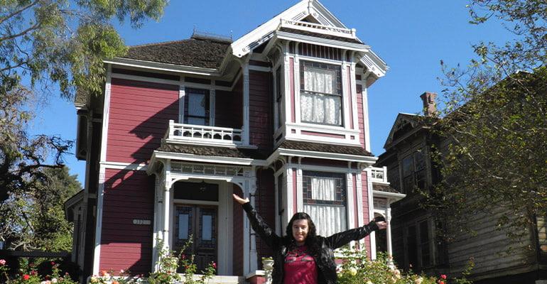 casa de Embrujadas en Los Angeles