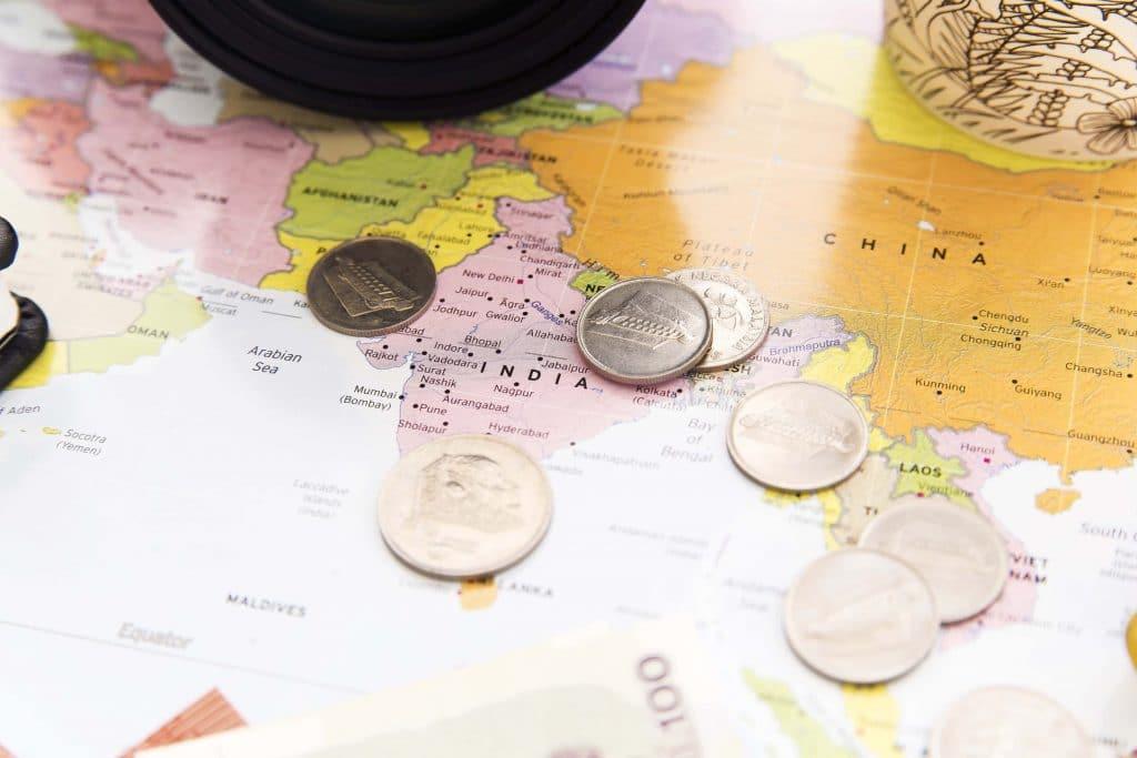 cambio de divisas extranjeras