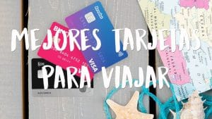 mejores tarjetas para viajar