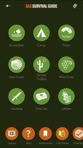 aplicación SAS Survival Guide