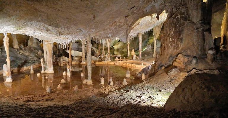 cueva can marça, lugar que ver en ibiza