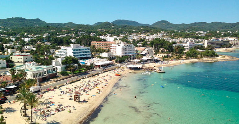 San Antonio Abad, lugar que ver en Ibiza