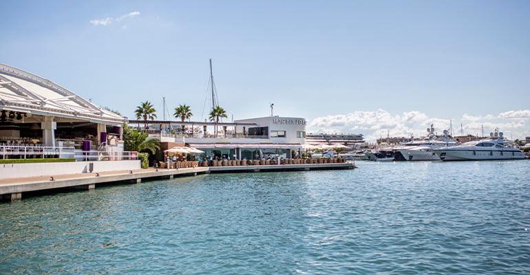puerto deportivo de ibiza