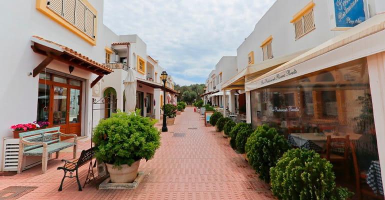 San Carlos de peralta, lugar que ver en Ibiza