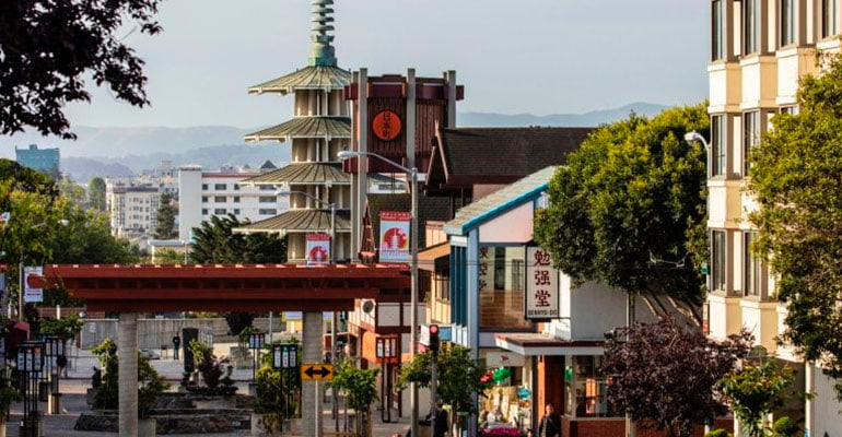 Japantown en San Francisco