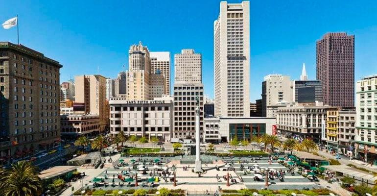 Union Square en San Francisco