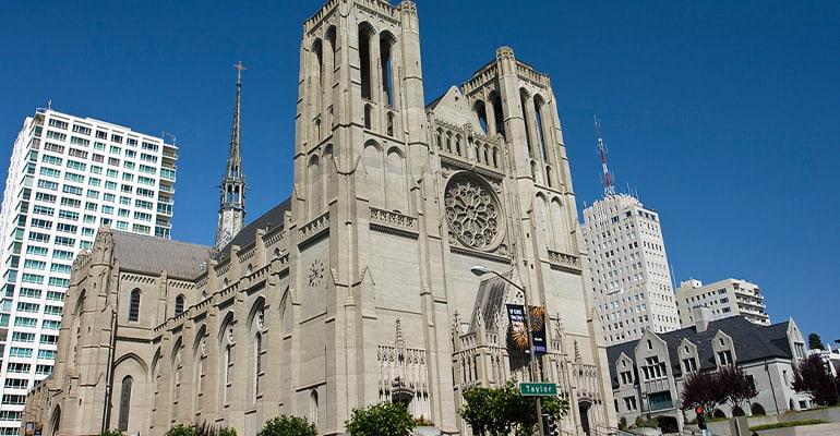 Grace Cathedral en San Francisco