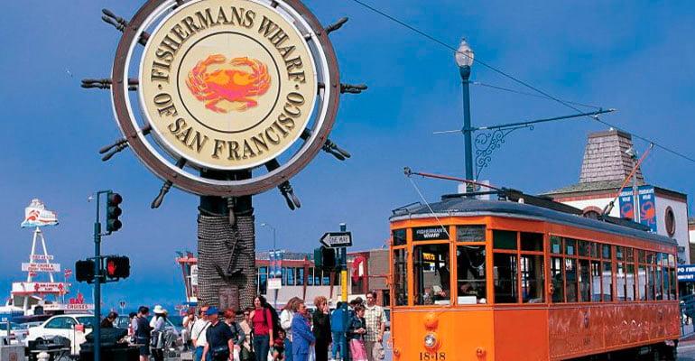 Fishermans Wharf, lugar que ver en San Francisco