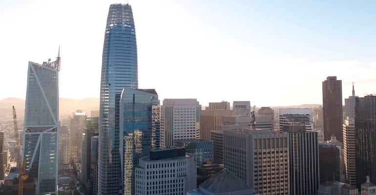 Salesforce Tower en San Francisco