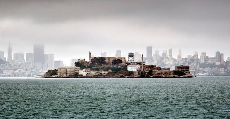 isla Alcatraz San Francisco