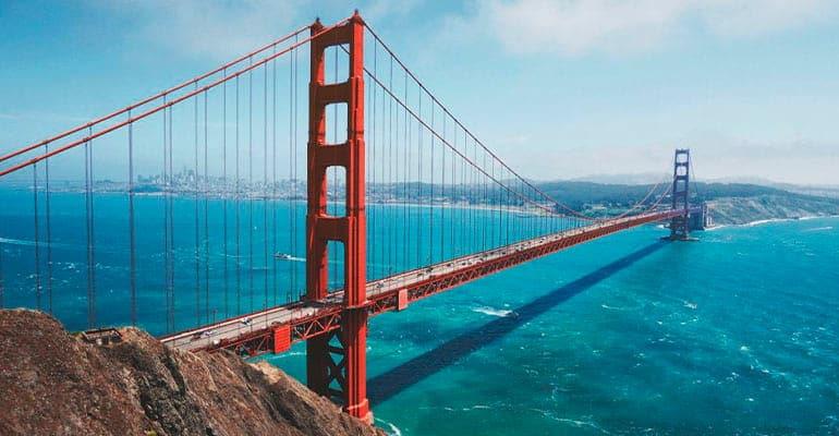puente Golden Gate, lugar que ver en San Francisco