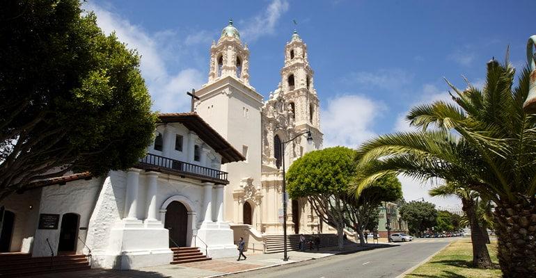 Misión Dolores en San Francisco