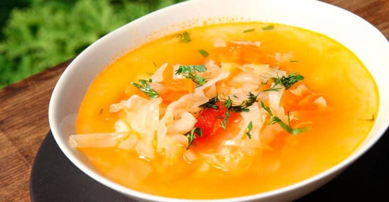 Shchi, sopa que comer en Rusia