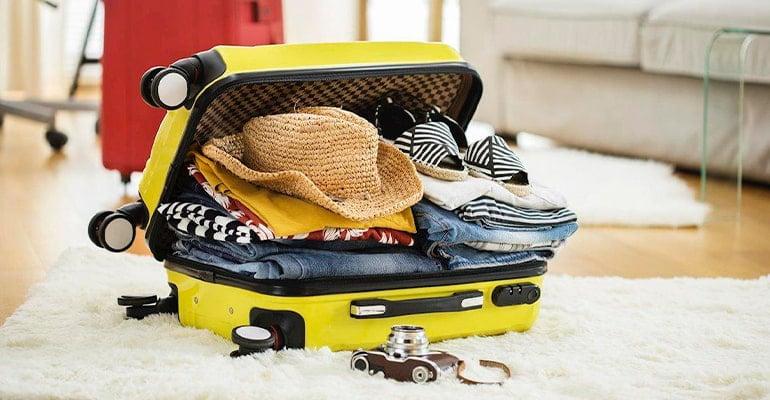 accesorios de viaje para ña maleta facturada