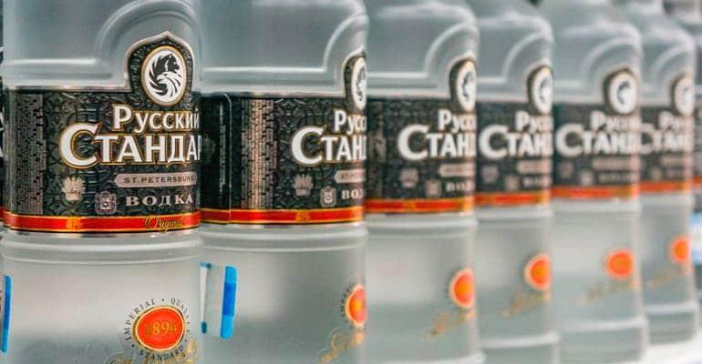 vodka ruso