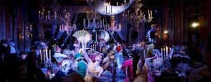 fiesta privada Carnaval de Venecia