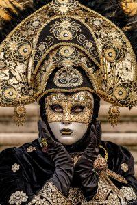 disfraz carnaval de Venecia