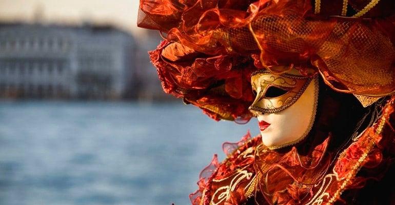 carnavales venecianos