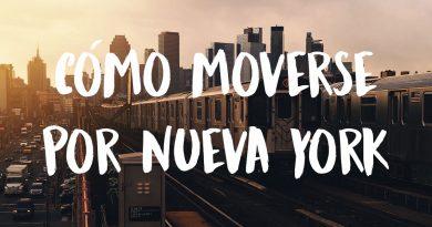 moverse por Nueva York