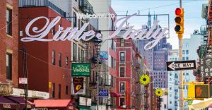 Little Italy Nueva York