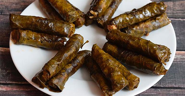 Sarma, un plato que comer en bulgaria