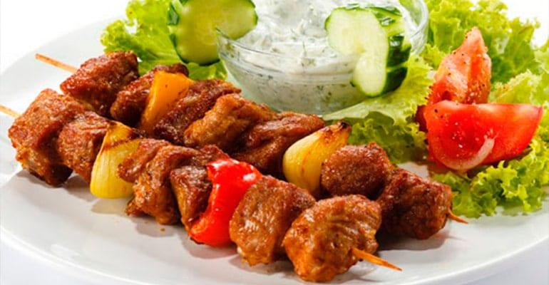 Shishche, un plato que comer en Bulgaria