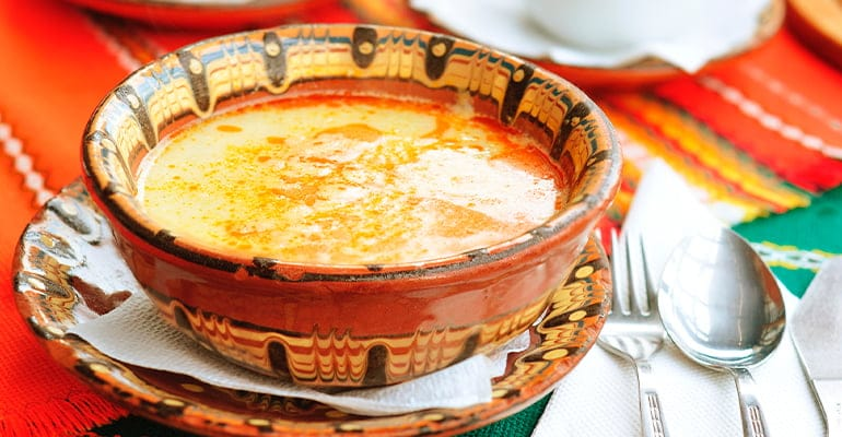 Shkembe chorba, un plato que comer en Bulgaria